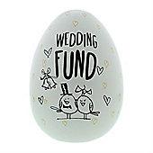 Wedding Fund Savings Egg