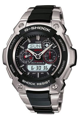 Casio G-Shock Chrono Watch MTG-1500-1AER