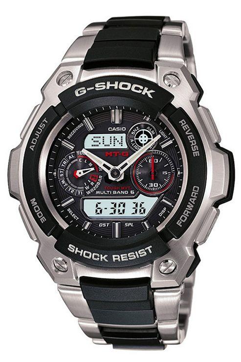 Casio G-Shock Chrono Watch MTG-1500-1AER
