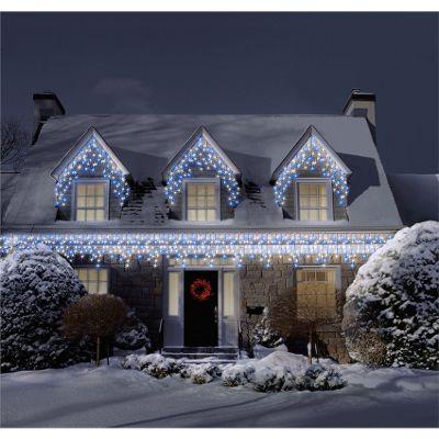 Buy 240 blue white led multi func icicle lights from our all 240 blue white led multi func icicle lights aloadofball Choice Image