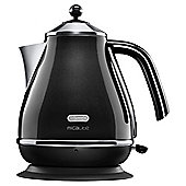 DeLonghi Micalite Kettle, 1.7L - Black