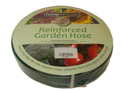 Home Gardener Reinforced Hose Green 15M