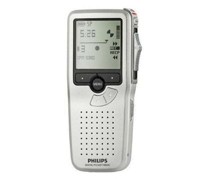 Philips LFH9380 Digital Pocket Memo Silv