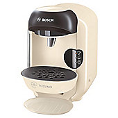 Tassimo by Bosch Vivy Coffee Machine - Cream