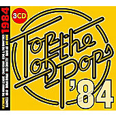 Various Artists - Top Of The Pops: 1984 (3CD)