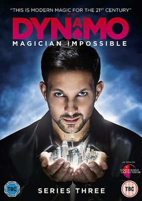 Dynamo: Magician Impossible Series 3 (DVD Boxset)