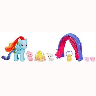 My Little Pony Rainbow Dash Camping Trip