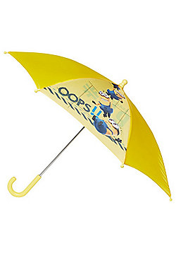 Tesco Universal Studios Minions Umbrella - Yellow