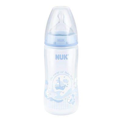 NUK Rose & Blue 300ml bottle (Blue)