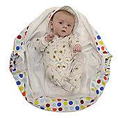 Snugglebundl, Baby Wrap/Carrier - Funky Spots