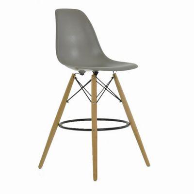 buy dsw bar stools latte from our bar tables stools. Black Bedroom Furniture Sets. Home Design Ideas