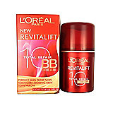 LOreal Revitalift Repair 10 BB Cream SPF 20 50ml-Light to Fair 50ml