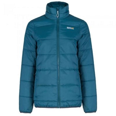 Womens Jacket- Sweetness - Zyber Deep Teal 14 - Regatta