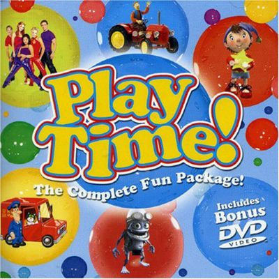Playtime - Comp Fun Package