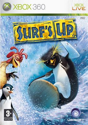 Surfs Up - Xbox-360