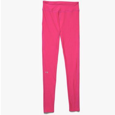 Under Armour HeatGear Armour Womens Legging Tight Pink - UK 12-14