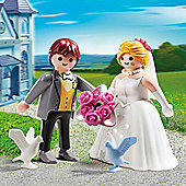 Playmobil Duo Pack Bridal Couple