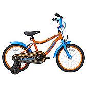 Terrain Winner 16 inch Wheel Orange Kids Bike