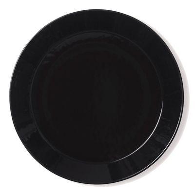 Iittala Teema Black Dinner Plate 26cm