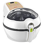 Tefal ActiFry 1kg Low Fat Fryer With Snacking Rack - White