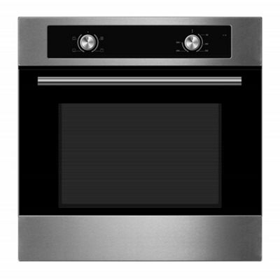 Cookology COS600SS | Unbranded Built-in or under Electric Single Static Oven in Stainless Steel
