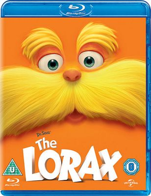 Dr. Seuss' The Lorax (2012) - Blu-Ray