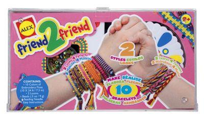 Alex Toys Friend to Friend Bracelet Kit