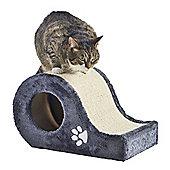 Milo & Misty Cat Hide & Scratch Curve