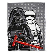 Lego Star Wars Seven Fleece Blanket