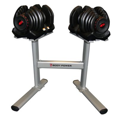 Bowflex 4-41Kg SelectTech Dumbbells & Bodypower Stand