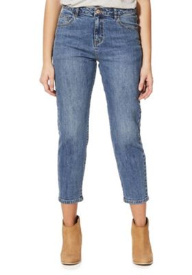Noisy May Liv Straight Fit Jeans 28 Waist Blue