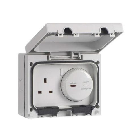 Outdoor Remote Controlled Single Socket
