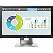 "HP Business E202 50.8 cm (20"") LED Monitor - 16:9 - 7 ms"
