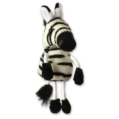 Finger Puppet: Zebra