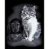 Reeves Scraperfoil - Pet Friends - Art Store