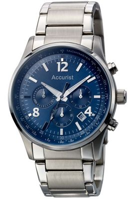 Accurist Gents Chronograph Watch MB896N