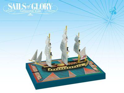 Sails Of Glory: Hms Concorde 1783