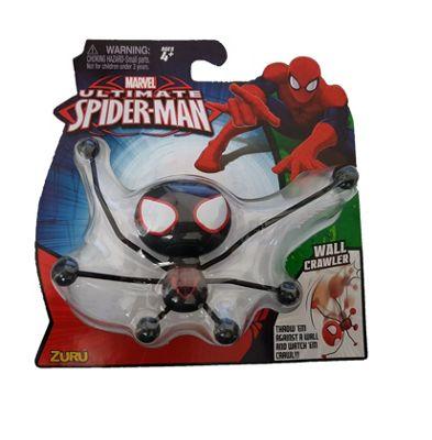 Spiderman Creepeez Wall Crawler (Black,Red/White) #4406