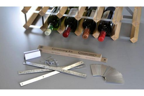 Traditional Wine rack Co Wine rack Connecting Kits