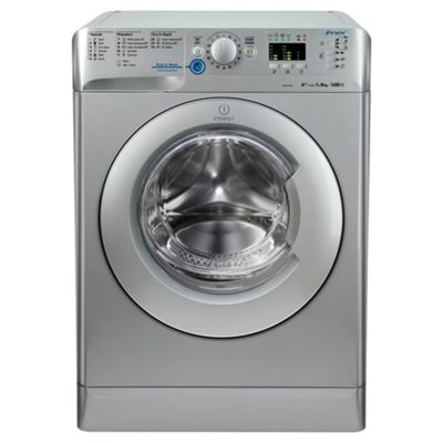 Indesit Innex XWA81682XS Washing Machine , 8Kg Load, 1600 RPM Spin, Silver