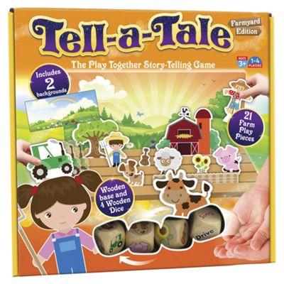 Tell a Tale Game -Farmyard Edition