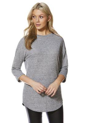 F&F Drop Shoulder Tunic Grey 6