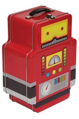 Fizz Creations Robot Lunch Box