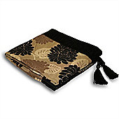 Riva Home Caprice Black Throw - 145x180cm