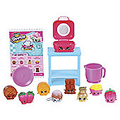 Shopkins Chef Club Deluxe Pack - Hot Waffle Collection