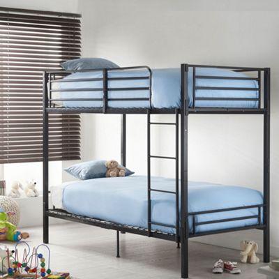 Buy Vonhaus Bunk Bed Frame No Screw Bolt Construction For Easy