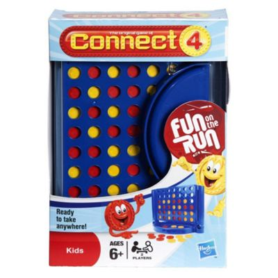 Connect 4 Travel Games To Go