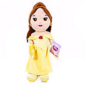 "Disney Princess Cute 20"" Plush Toy Belle"