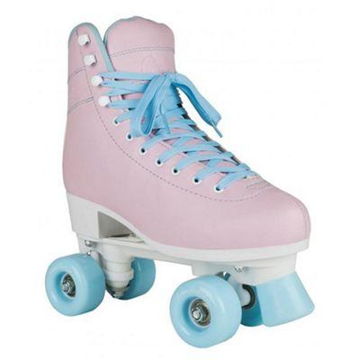 Rookie Bubblegum Quad Roller Skates - JNR 12