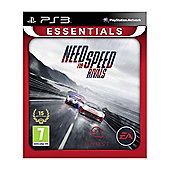 Need For Speed Rivals Essentia (PS3 )